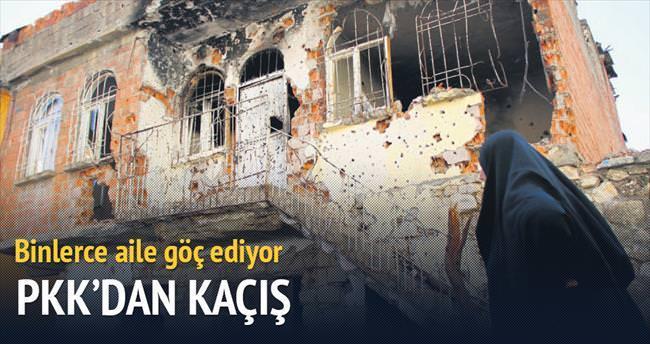 PKK'dan kaçış