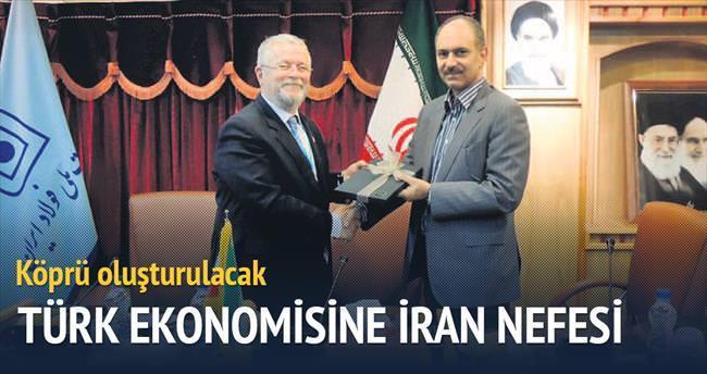 Çelikçiler İran'da ortaklık peşinde