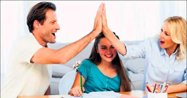 Ailelerin ödevi: Çocuğu rahatlatmak