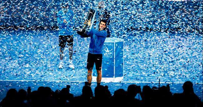 Djokovic taçlandı