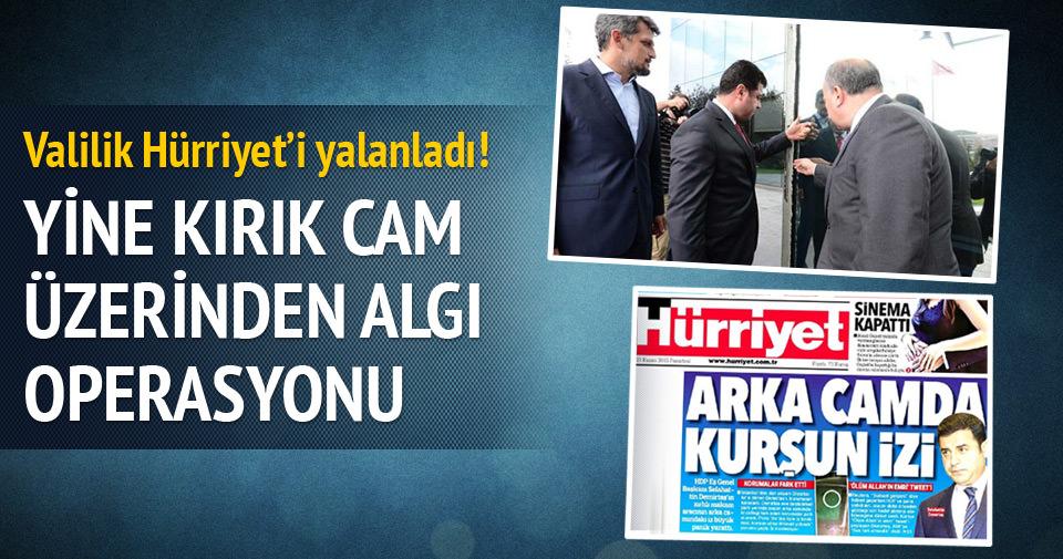 Diyarbakır Valiliği'nden Demirtaş açıklaması