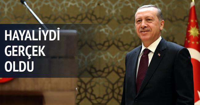 Erdoğan ile görüşmenin formülünü buldu