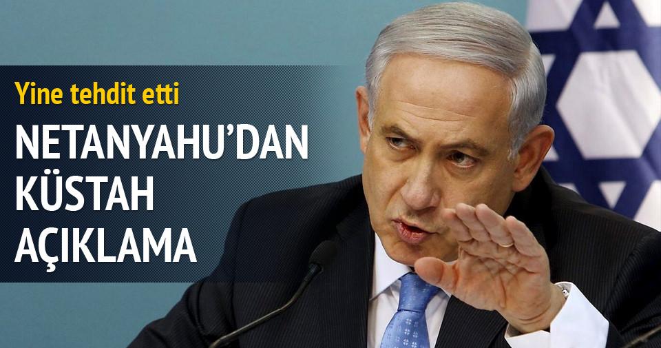 Netanyahu: Filistinlilere ait tüm araçlar aranacak