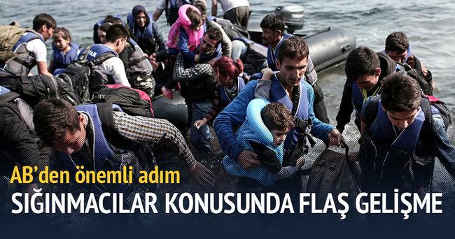 AB-Türkiye sığınmacı zirvesi