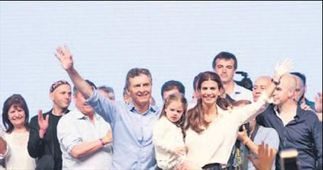 Arjantin'de sağcı başkan dönemi