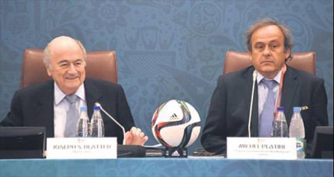 Blatter&Platini'ye 7 yıl ceza isteniyor