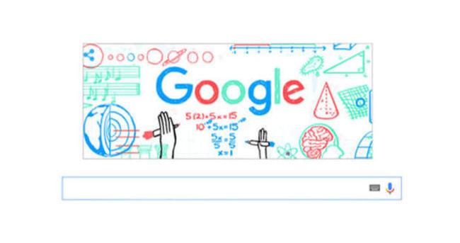 Google, Öğretmenler Günü için Doodle Yaptı