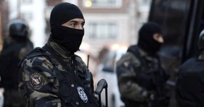PKK operasyonunda 9 gözaltı, HDP'li Başkan kaçtı