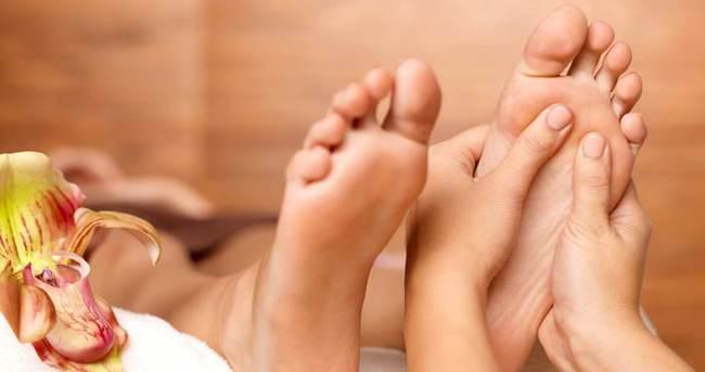 Ayak masajı ile ilgili bilinmeyen gerçek!