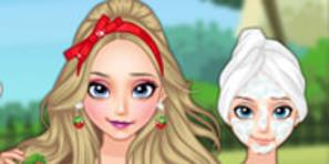 Çilek Kız Elsa