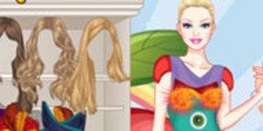 Barbie'nin Canavar Kostümleri