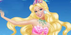 Barbie Sevimli Deniz Kızı