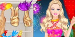 Barbie Renkli Parti