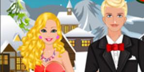 Barbie ve Sevgilisi Yılbaşında