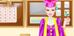 Harvard Mezunu Barbie