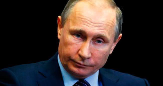 Putin: Uçak Suriye hava sahasındaydı