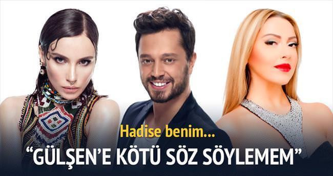 Murat Boz: Gülşen'e kötü söz söylemem