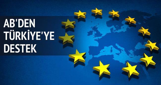 AB'den Türkiye'ye 3 milyar euro destek