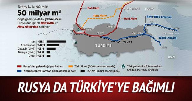 SETA Ekonomi Uzmanı Karagöl: Enerjide Rusya da Türkiye'ye bağımlı