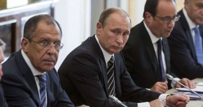AB'den Rusya'ya 'DAEŞ' telefonu