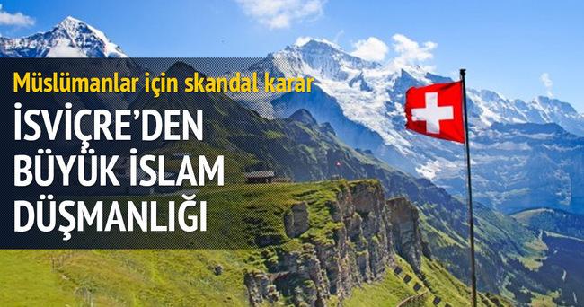 İsviçre'de çarşaf giyen yaklaşık 10 bin frank ceza ödeyecek