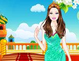 Barbie Saray Davetinde