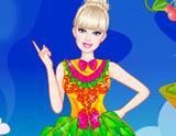 Barbie Gökkuşağı Stili