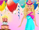 Barbie Doğum Günü Kutlaması