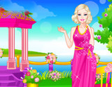 Barbie Nikah Davetinde