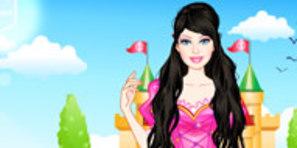 Şato Güzeli Barbie
