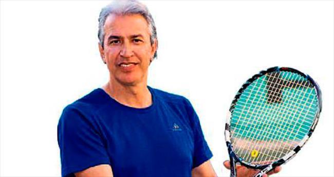 Tenis İl Temsilciliği'ne Ferudun Açan getirildi