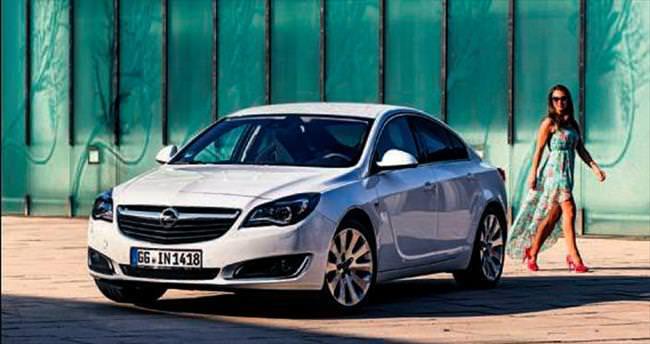 Opel Insignia'da ilk ödeme 12 ay sonra