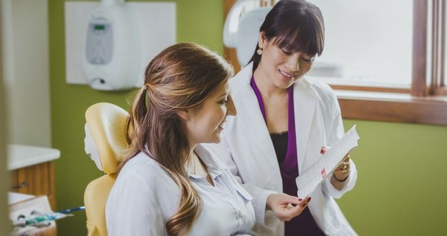 Hamilelere diş bakımı tavsiyeleri