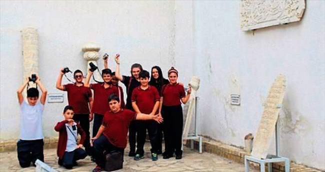 YDK öğrencileri fotoğraf gezisinde