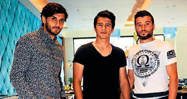 Takım arkadaşları Adana'da buluştu