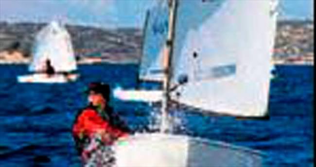 Çeşme'de yelken heyecanı