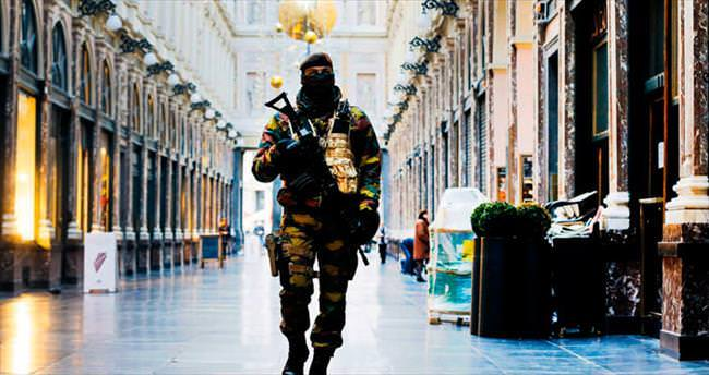 Belçika'da paranoya arttı