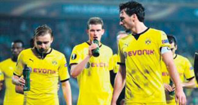 Dortmund tek golle kaybetti