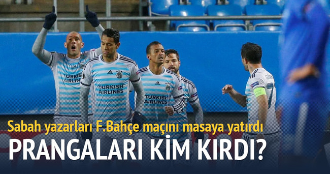 Yazarlar Molde-Fenerbahçe maçını yorumladı