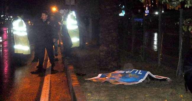 Kızılay aracının çarptığı Rus turist hayatını kaybetti