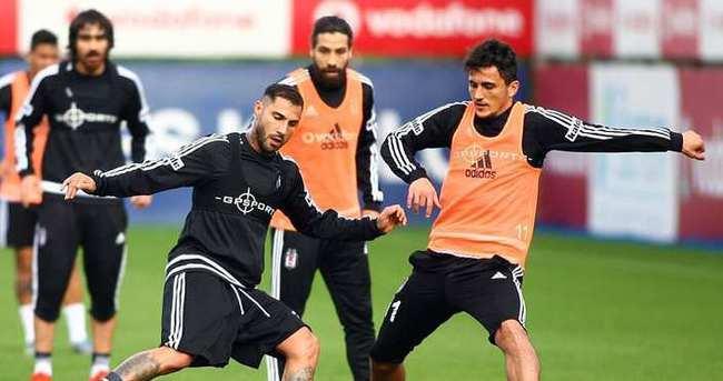 Beşiktaş'ta lig mesaisi başladı