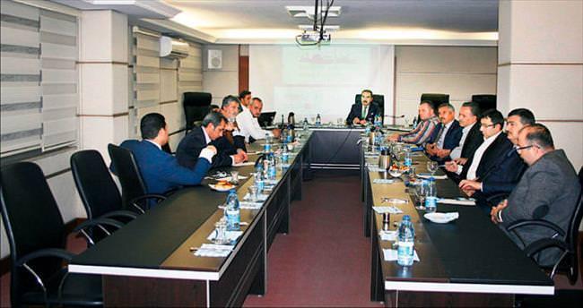 Sektör temsilcileri MÜSİAD'da buluştu