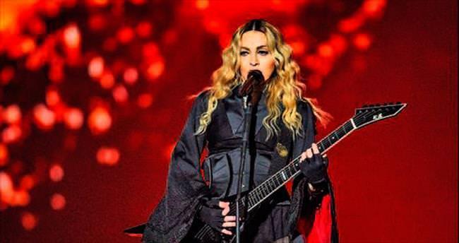 Madonna'nın özel konukları