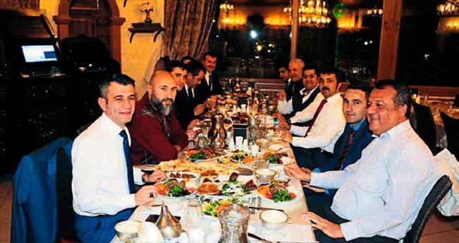Kahramanmaraş'ta müdürler buluştu