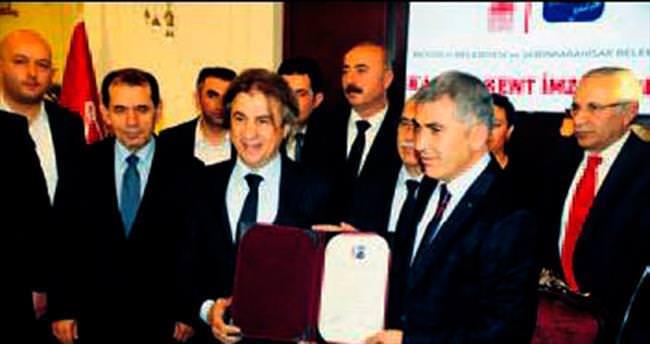 Beyoğlu'nun yeni kardeşi Şebinkarahisar
