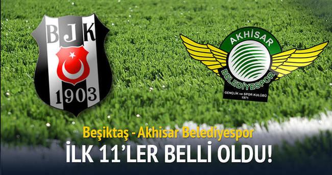 Beşiktaş - Akhisar Belediye