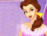 Prenses Belle Hızlı Makyaj