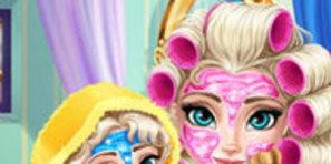 Anne Elsa'nın Bakım Zamanı