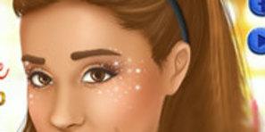Ariana Grande Gerçek Makyaj
