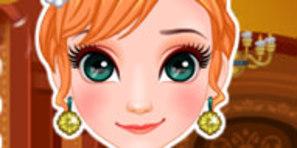 Anna'nın Balo Makyajı